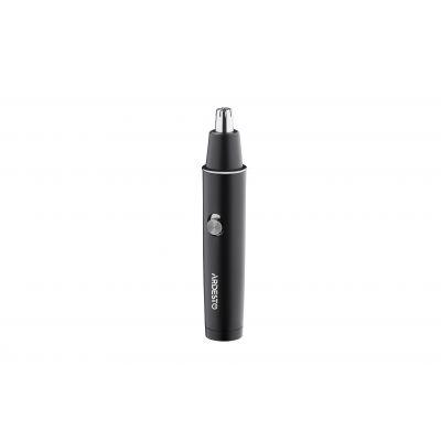 Тример для носа и ушей Ardesto TR-Y5/7000об. в мин / батарейка ААА/черный