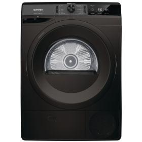 Сушильная машина Gorenje DE82ILB/G/конденсационная/ 8 кг /A-20%/ 16 программ/IonTech/дисплей/черная