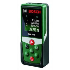 Дальномер лазерный Bosch PLR 40 C, ± 2.0 мм, 0.05 – 40 м