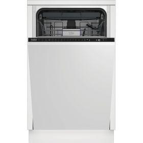 Встраиваемая посудомоечная машина Beko DIS28123- 45см./11 компл./8 прогр /диспл/А++