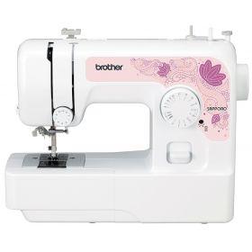 Швейная машина Brother SAPPORO, 50 Вт, 14 швейных операций, LED
