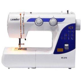 Швейная машина LEADER VS 375, электромех., 70 Вт, 22 швейные операции