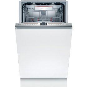 Встраиваемая посуд. машина Bosch SPV6ZMX23E - 45 см./10 ком/3-я корз/6 пр/6 темп. реж./А+++