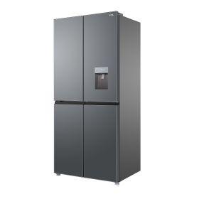 Холодильник 4-х-двер TCL RP466CXF0/1850*678*833/466 л/F/Total NF/диспл/диспенсор/нерж.cталь