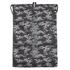 Рюкзак Wenger, FlowUp, лёгкий, шнуровые лямки, (чорний камуфляж)