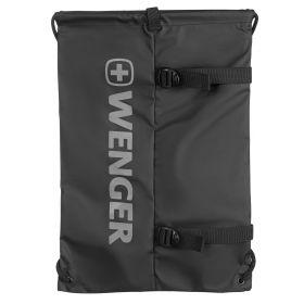 Рюкзак Wenger, XC Fyrst, лёгкий, шнуровые лямки, (чорний)