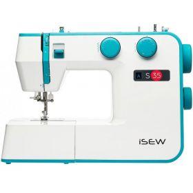 Швейная машина iSEW S35, электромех., 37 швейных операций, петля автомат, 70 Вт