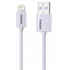 Lightning кабель Remax Classic RC-007i, 1m white