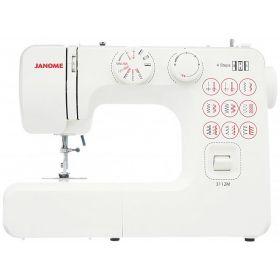 Швейная машина Janome 3112M, электромех., 19 швейных операций, 60Вт, петля полуавтомат