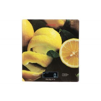 Весы кухонные Ardesto SCK-893LEMON макс. вес 5 кг/разноцвет
