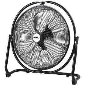 Вентилятор-циркулятор воздуха NEO, профессиональный, 111 Вт, диаметр 45 см, 3 скорости.
