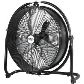 Вентилятор-циркулятор воздуха NEO, профессиональный, 100 Вт, диаметр 50 см, IP44, 3 скорости воздушного потока