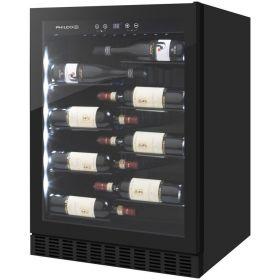 Винотека встроенная Philco PW40LV/40 бутылки/5-22 С/Led-подсветка/сенсор/дисплей/черный