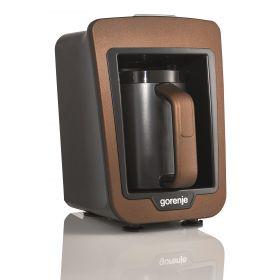 Кофеварка Gorenje ATCM730T/капельная/ 735 Вт/ механич. упр/ коричневый
