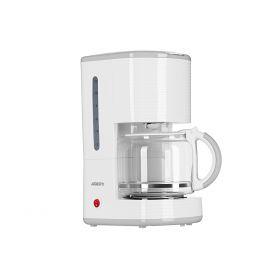 Кофеварка Ardesto FCM-D17WG - 1080Вт/капельная/1.5л/бел. + сер.