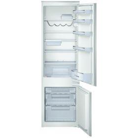 Холодильник встраиваемый Bosch KIV38X20 с нижней морозильной камерой - 177х56см/279л/статика/А+